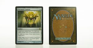 Chromatic Lantern   RTR (Return to Ravnica) mtg proxy magic the gathering tournament proxies GP FNM available