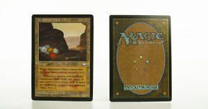 Gemstone Mine WL (Weatherlight) WTH mtg proxy magic the gathering tournament proxies GP FNM available