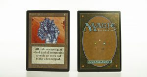 Gauntlet of Might   beta mtg proxy magic the gathering tournament proxies GP FNM available