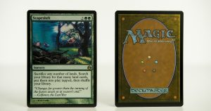 Scapeshift  mtg proxy magic the gathering tournament proxies GP FNM available