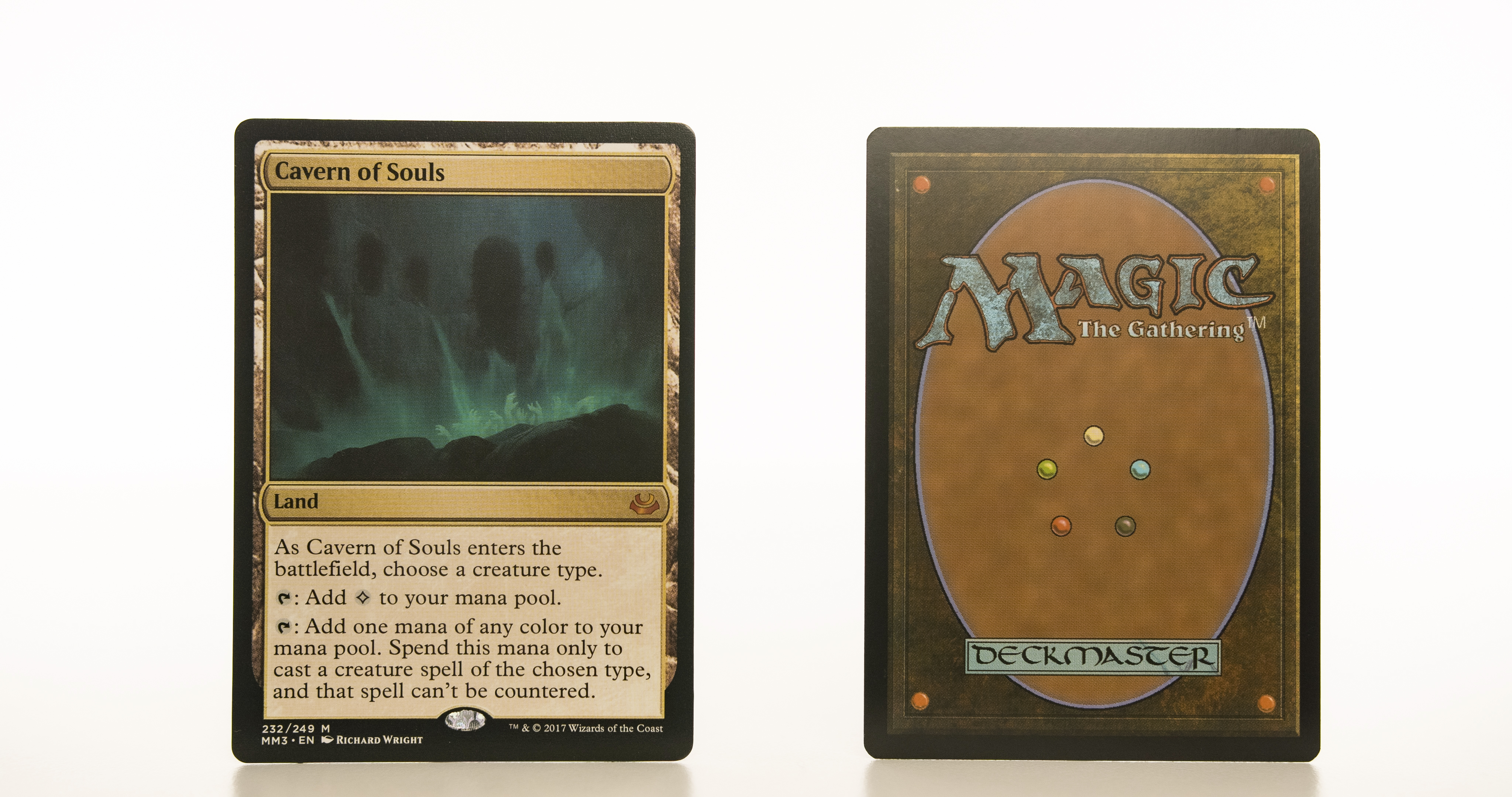 Cavern of Souls  MM3 Modern Masters 2017 mtg proxy magic the gathering tournament proxies GP FNM available
