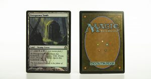 Overgrown Tomb   RTR (Return to Ravnica) mtg proxy magic the gathering tournament proxies GP FNM available
