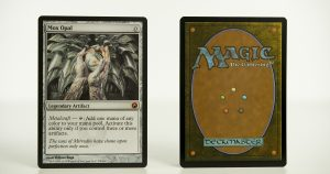 Mox Opal  mtg proxy magic the gathering tournament proxies GP FNM available