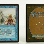 Ancestral Recall Beta mtg proxy magic the gathering tournament proxies GP FNM available