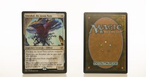 Emrakul, the Aeons Torn  MM2 (Modern Masters 2015) mtg proxy magic the gathering tournament proxies GP FNM available