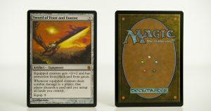 Sword of Feast and Famine  mtg proxy magic the gathering tournament proxies GP FNM available