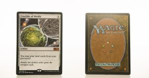 Crucible of worlds M19 mtg proxy magic the gathering tournament proxies GP FNM available