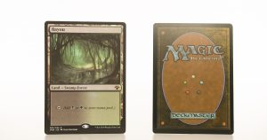 Bayou Vintage Masters hologram mtg proxy magic the gathering tournament proxies GP FNM available