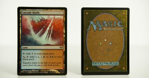 Cascade Bluffs  mtg proxy magic the gathering tournament proxies GP FNM available