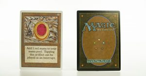 Mox Ruby Unlimited mtg proxy magic the gathering tournament proxies GP FNM available