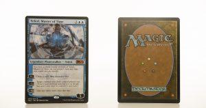 Teferi, Master of Time 075 core set 2021 M21 hologram mtg proxy magic the gathering tournament proxies GP FNM available