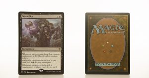 Waste Not c16 hologram mtg proxy magic the gathering tournament proxies GP FNM available