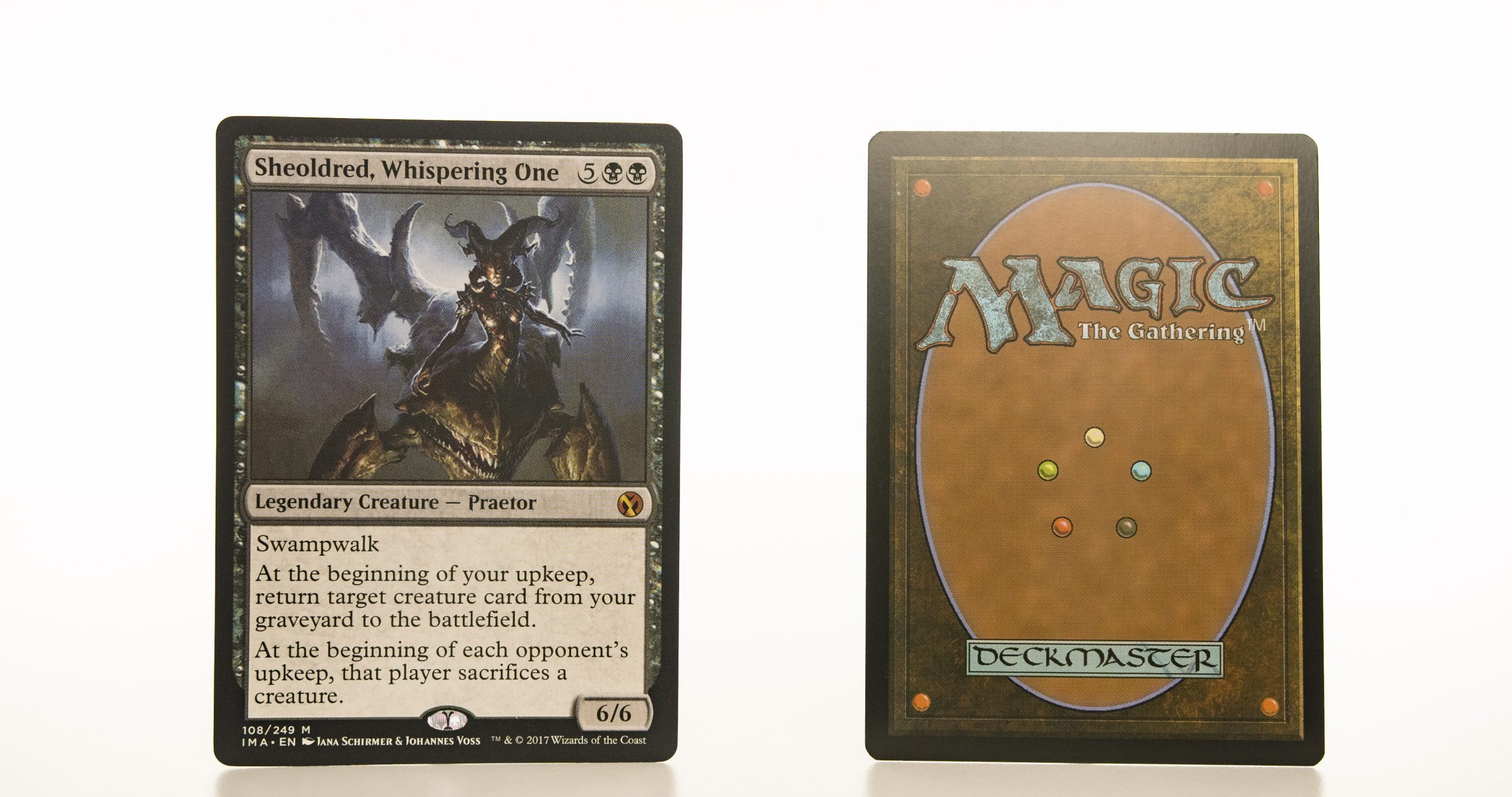 sheoldred whispering one IMA Iconic Masters mtg proxy magic the gathering tournament proxies GP FNM available