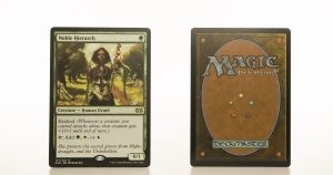 Noble Hierarch 2XM Double Masters hologram mtg proxy magic the gathering tournament proxies GP FNM available