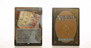 Mana Crypt extended art 2XM Double Masters hologram mtg proxy magic the gathering tournament proxies GP FNM available