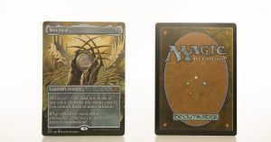 Mox opal extended art 2XM Double Masters hologram mtg proxy magic the gathering tournament proxies GP FNM available