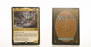 Yarok, the Desecrated M20 mtg proxy magic the gathering tournament proxies GP FNM available