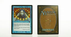 Brainstorm MM (Mercadian Masques)(3) mtg proxy magic the gathering tournament proxies GP FNM available