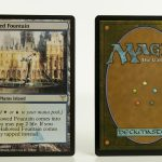 Hallowed Fountain Dissension mtg proxy magic the gathering tournament proxies GP FNM available
