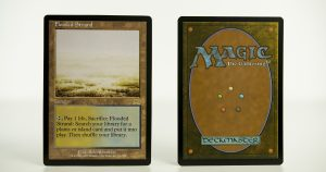 Flooded Strand Onslaught mtg proxy magic the gathering tournament proxies GP FNM available