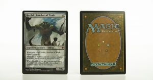 Kozilek, Butcher of Truth   ROE (Rise of the Eldrazi) mtg proxy magic the gathering tournament proxies GP FNM available