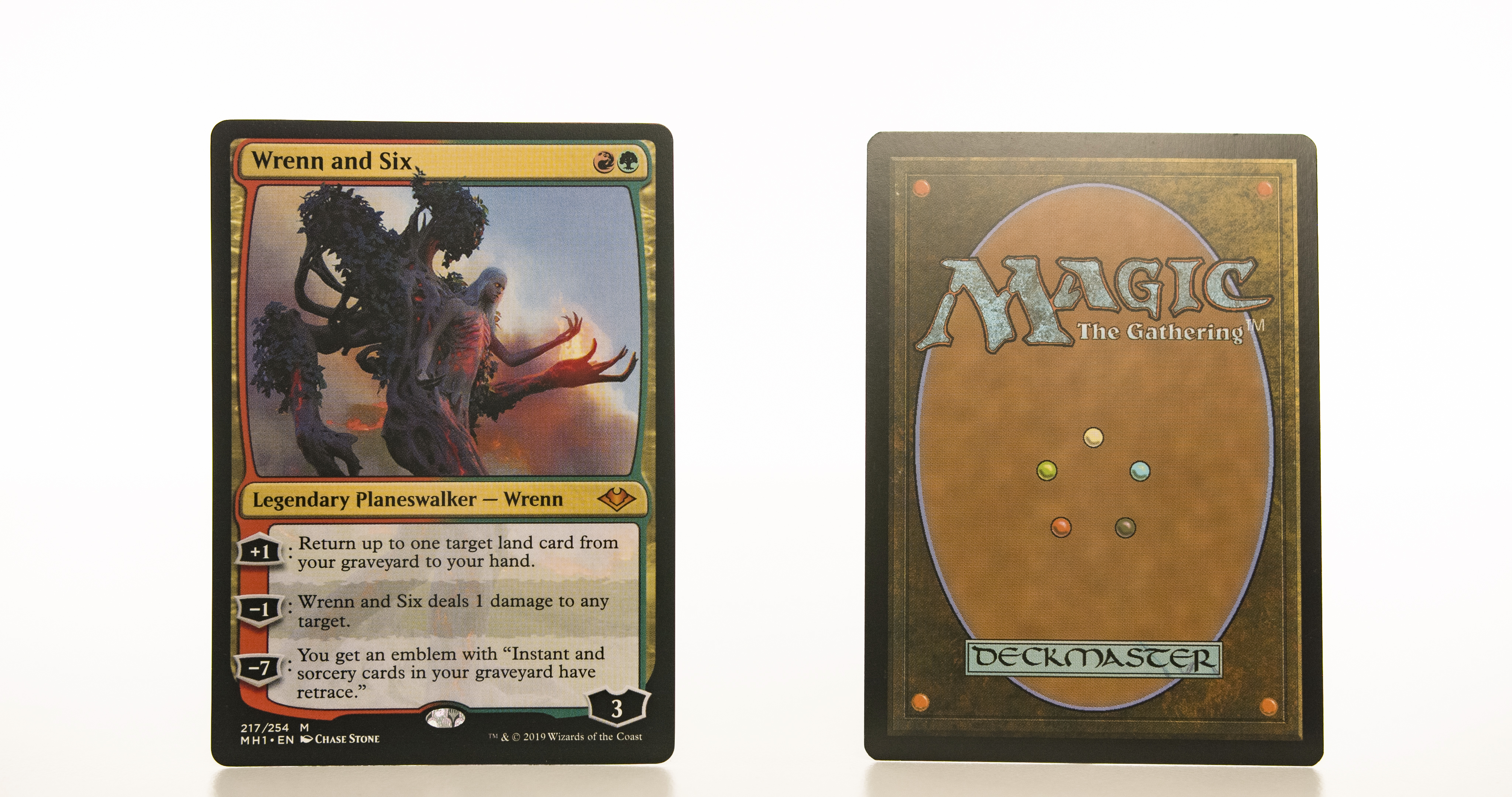 Wrenn and Six MH1 mtg proxy magic the gathering tournament proxies GP FNM available