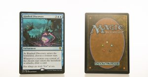 Kindred Discovery c17 hologram mtg proxy magic the gathering tournament proxies GP FNM available