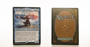 Urza, Lord High Artificer MH1 mtg proxy magic the gathering tournament proxies GP FNM available