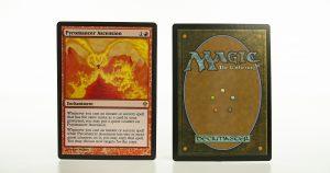 Pyromancer Ascension   Zendikar mtg proxy magic the gathering tournament proxies GP FNM available