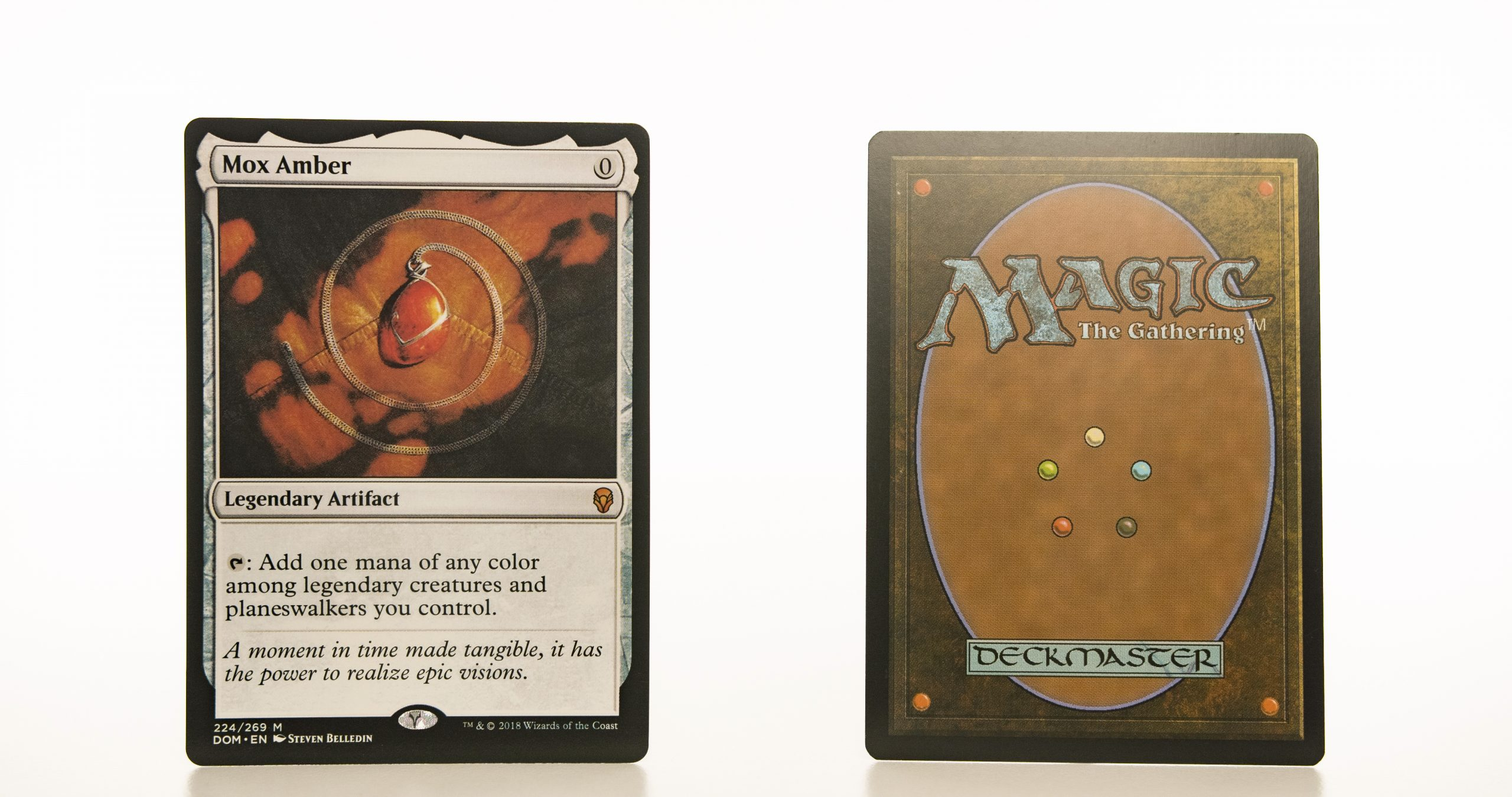Mox Amber DOM mtg proxy magic the gathering tournament proxies GP FNM available