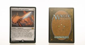 Sword of Truth and Justice MH1 mtg proxy magic the gathering tournament proxies GP FNM available