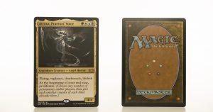 Atraxa, Praetor's Voice 2XM Double Masters hologram mtg proxy magic the gathering tournament proxies GP FNM available