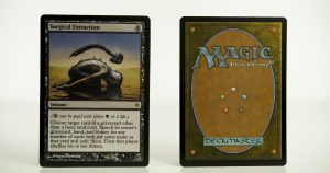 Surgical Extraction  mtg proxy magic the gathering tournament proxies GP FNM available
