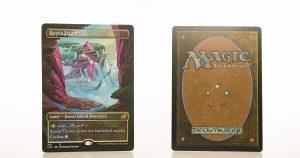 Ketria Triome Full Art Ikoria: Lair of Behemoths (IKO) hologram mtg proxy magic the gathering tournament proxies GP FNM available