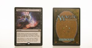 Thoughtseize 2XM Double Masters hologram mtg proxy magic the gathering tournament proxies GP FNM available