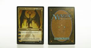 Nicol Bolas, Planeswalker M13 (Magic 2013 Core Set)(4) mtg proxy magic the gathering tournament proxies GP FNM available