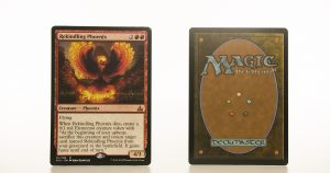 Rekindling Phoenix RIX Rivals of Ixalan mtg proxy magic the gathering tournament proxies GP FNM available