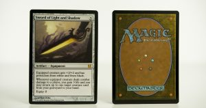 Sword of Light and Shadow  mtg proxy magic the gathering tournament proxies GP FNM available