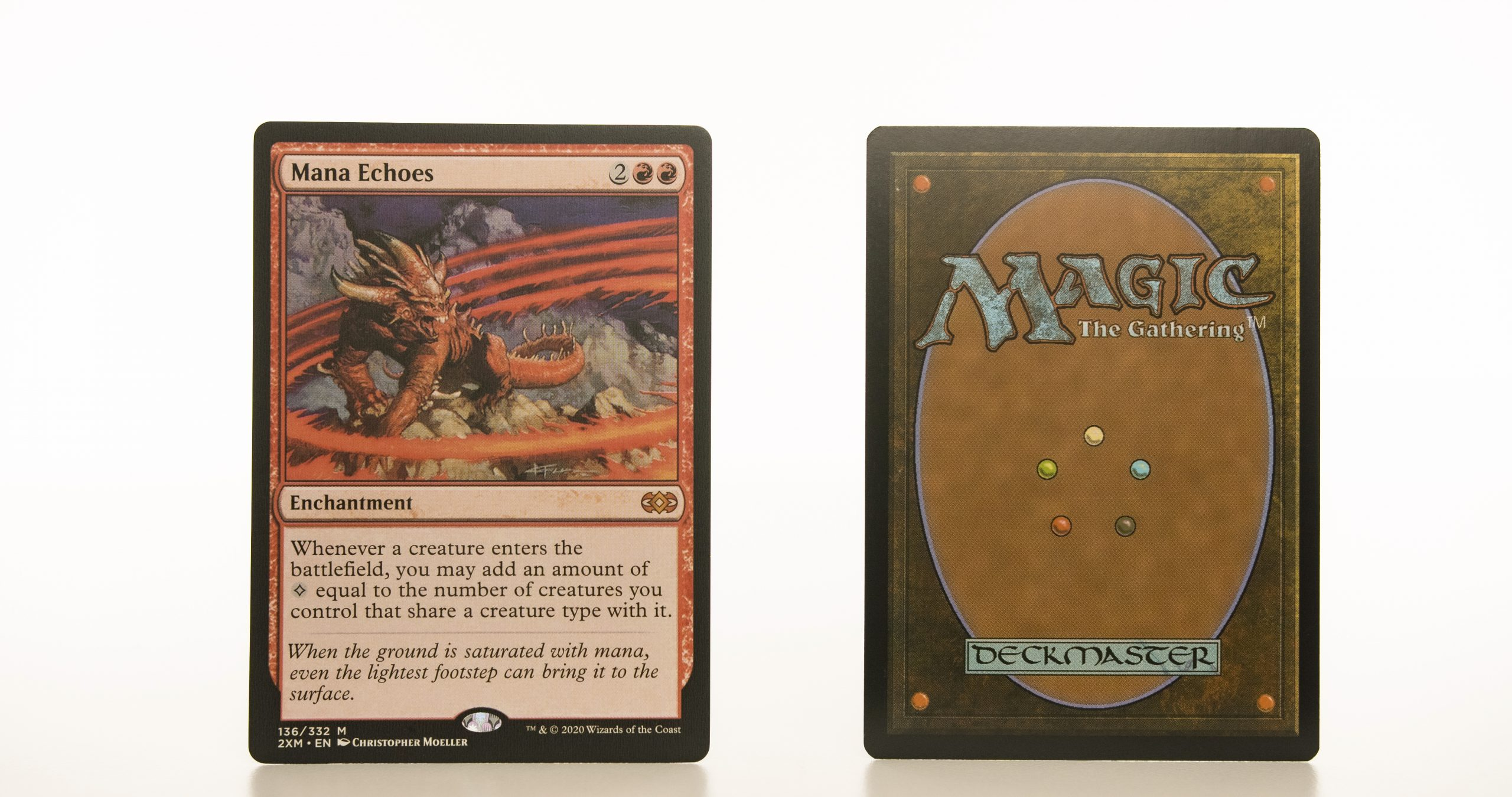 Mana Echoes 2XM Double Masters hologram mtg proxy magic the gathering tournament proxies GP FNM available