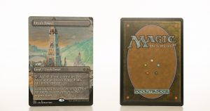 Urza's Tower Extended Art 2XM Double Masters hologram mtg proxy magic the gathering tournament proxies GP FNM available