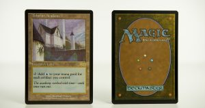 Tolarian Academy  mtg proxy magic the gathering tournament proxies GP FNM available