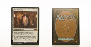 The Chain Veil M15 mtg proxy magic the gathering tournament proxies GP FNM available