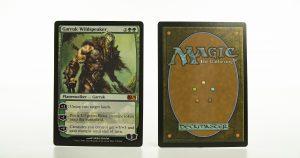 Garruk Wildspeaker   M11 (Magic 2011 Core Set) mtg proxy magic the gathering tournament proxies GP FNM available