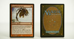 Through the Breach  mtg proxy magic the gathering tournament proxies GP FNM available
