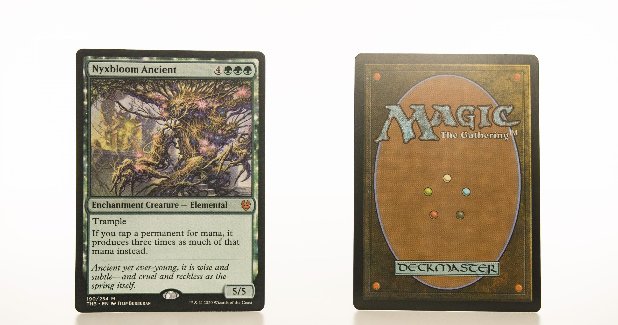 Nyxbloom Ancient THB Theros beyond death hologram mtg proxy magic the gathering tournament proxies GP FNM available