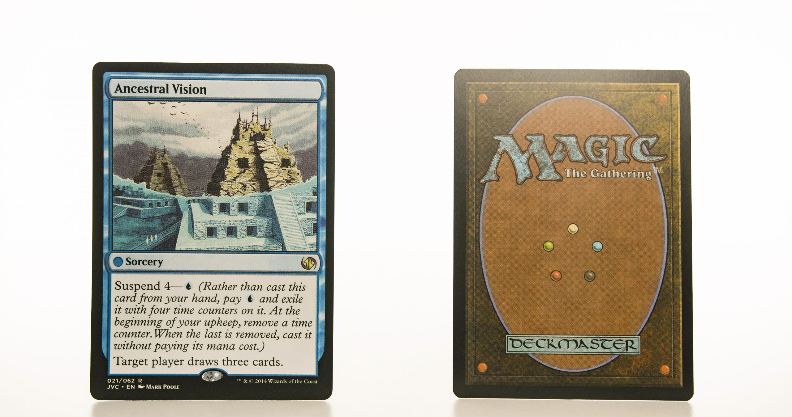 Ancestral Vision IMA Iconic Masters mtg proxy magic the gathering tournament proxies GP FNM available