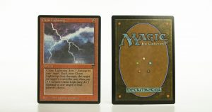 Chain Lightning LG LGD Lengends legends mtg proxy magic the gathering tournament proxies GP FNM available