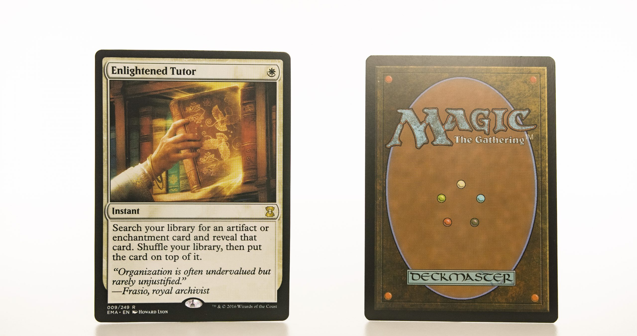 Enlightened Tutor EMA mtg proxy magic the gathering tournament proxies GP FNM available