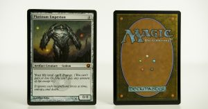 Platinum Emperion  mtg proxy magic the gathering tournament proxies GP FNM available
