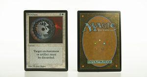 Disenchant B Limited Edition Beta (LEB) mtg proxy magic the gathering tournament proxies GP FNM available